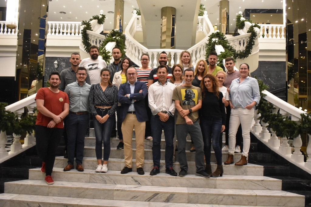 ICTurismo en Tenerife: Tercer mes del Programa Experto 2019