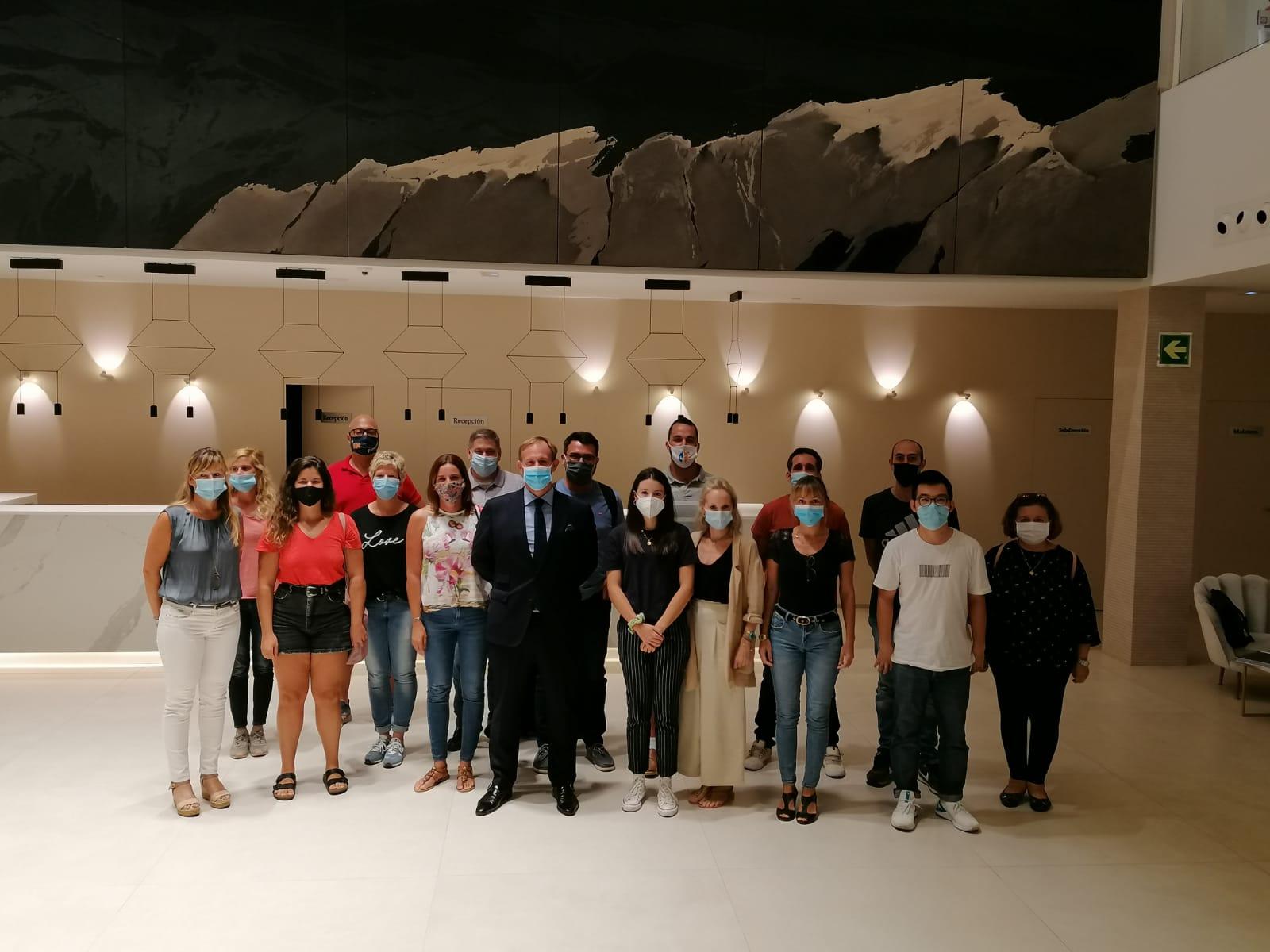 ICTurismo en Lanzarote: Primer mes del Programa Superior 2020