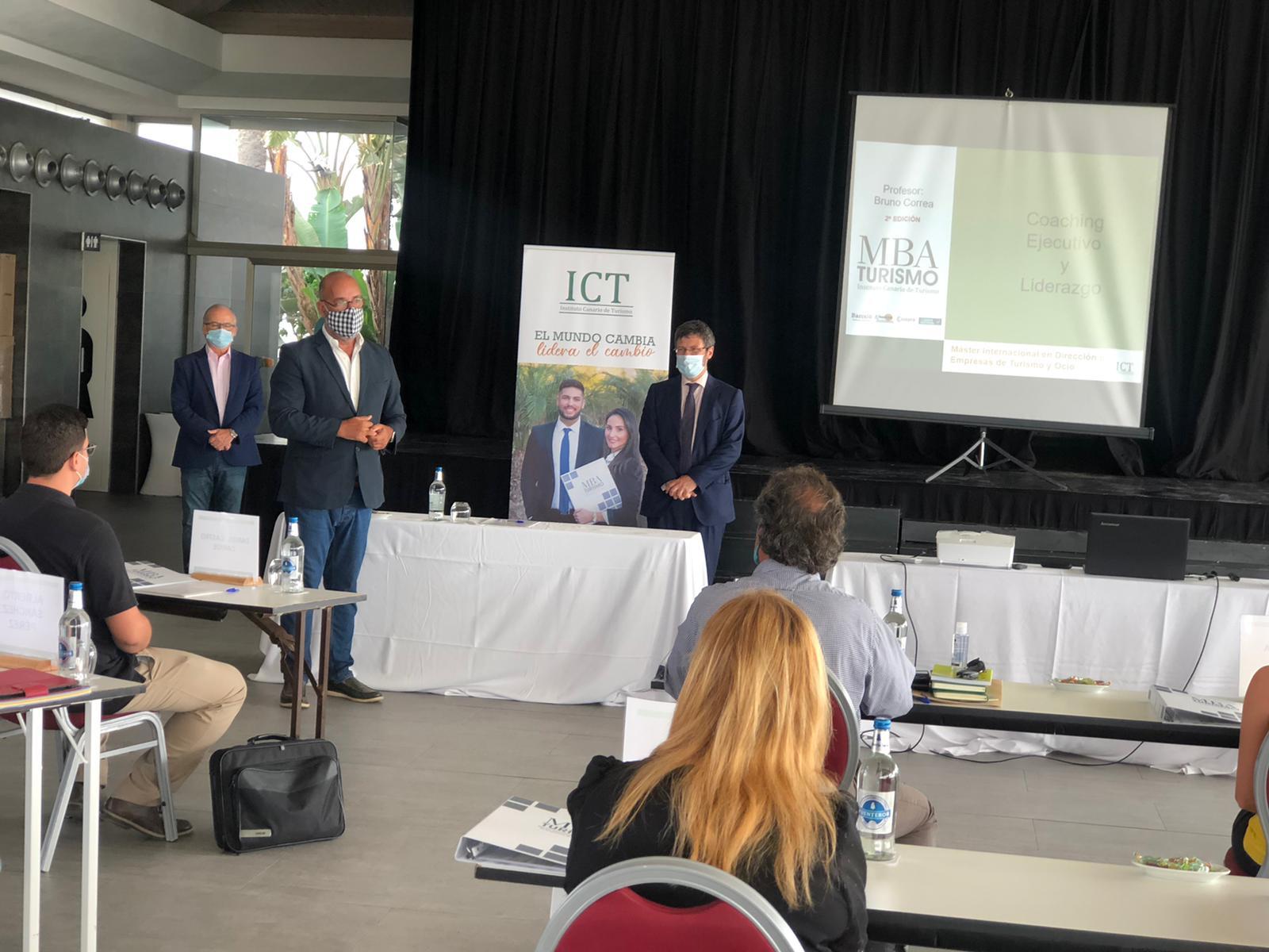 ICTurismo en Fuerteventura: primer mes del Programa Superior 2020