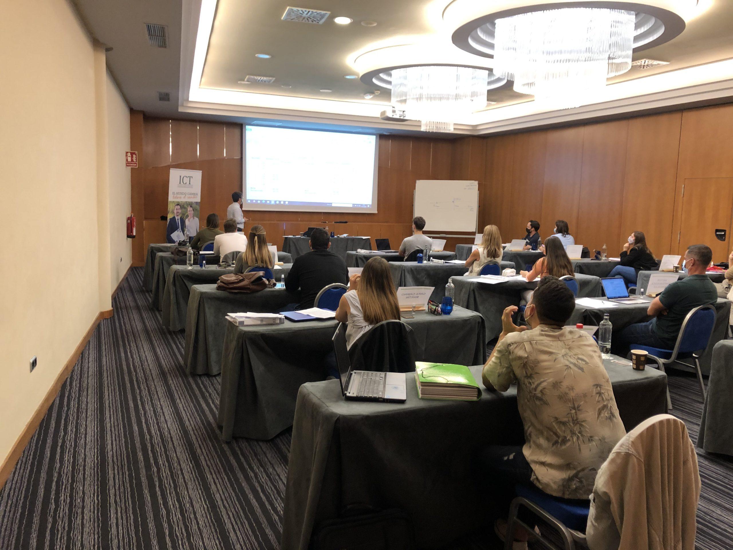 ICTurismo en Gran Canaria: segundo mes del Programa Superior 2020