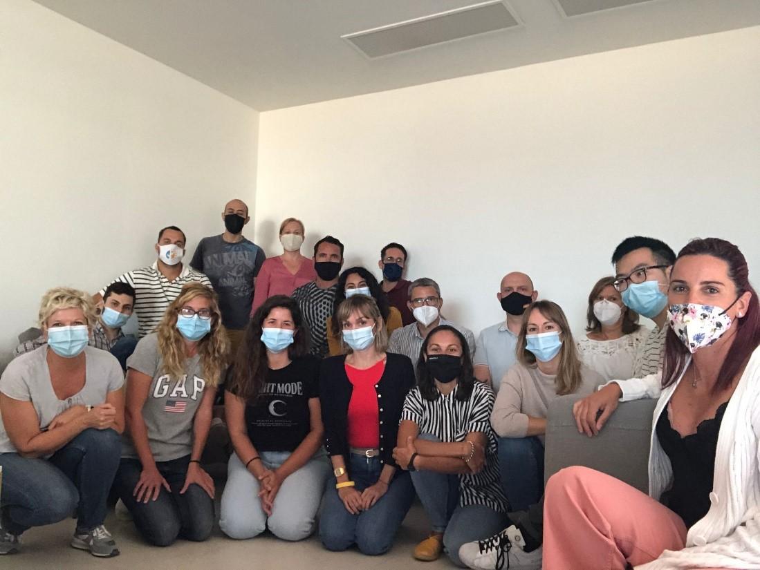 ICTurismo en Lanzarote: Primer mes del Programa Experto 2021