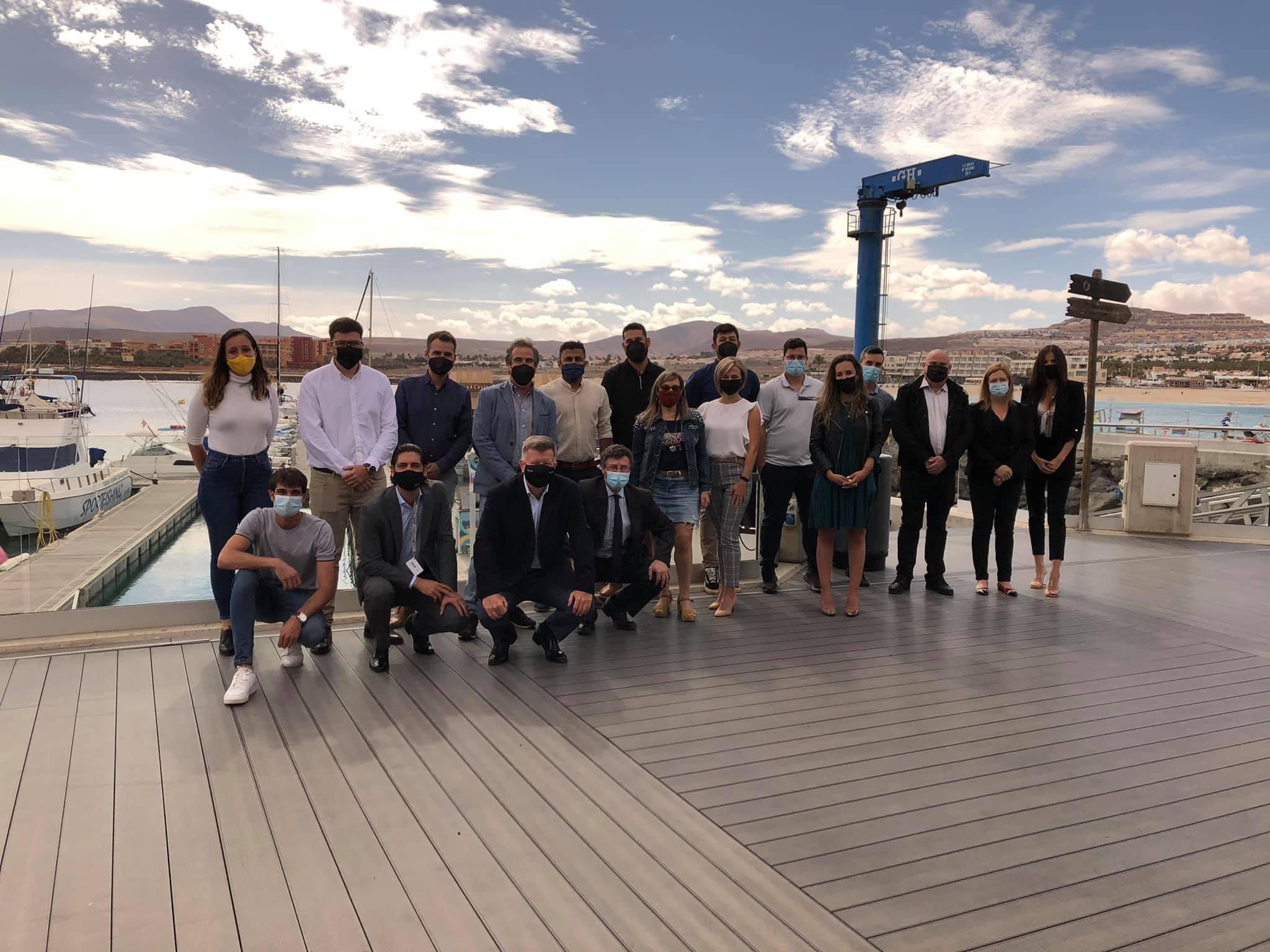 ICTurismo en Fuerteventura: primer mes del Programa Experto 2021