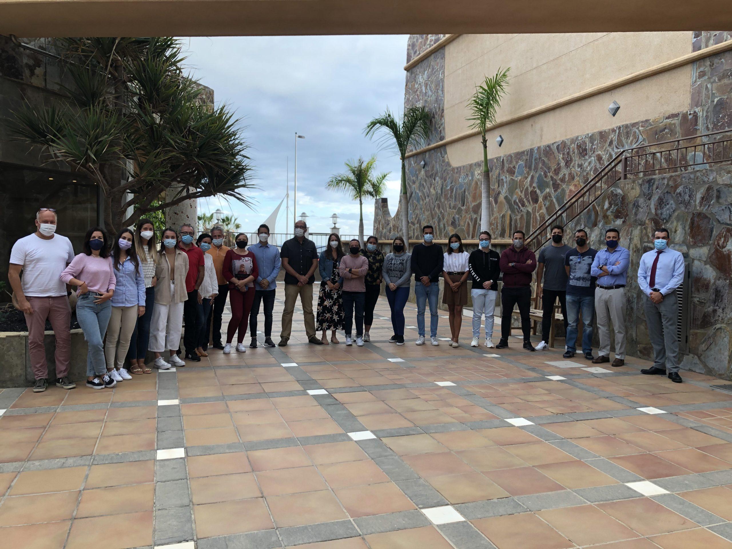 ICTurismo en Gran Canaria: primer mes del Programa Experto 2021