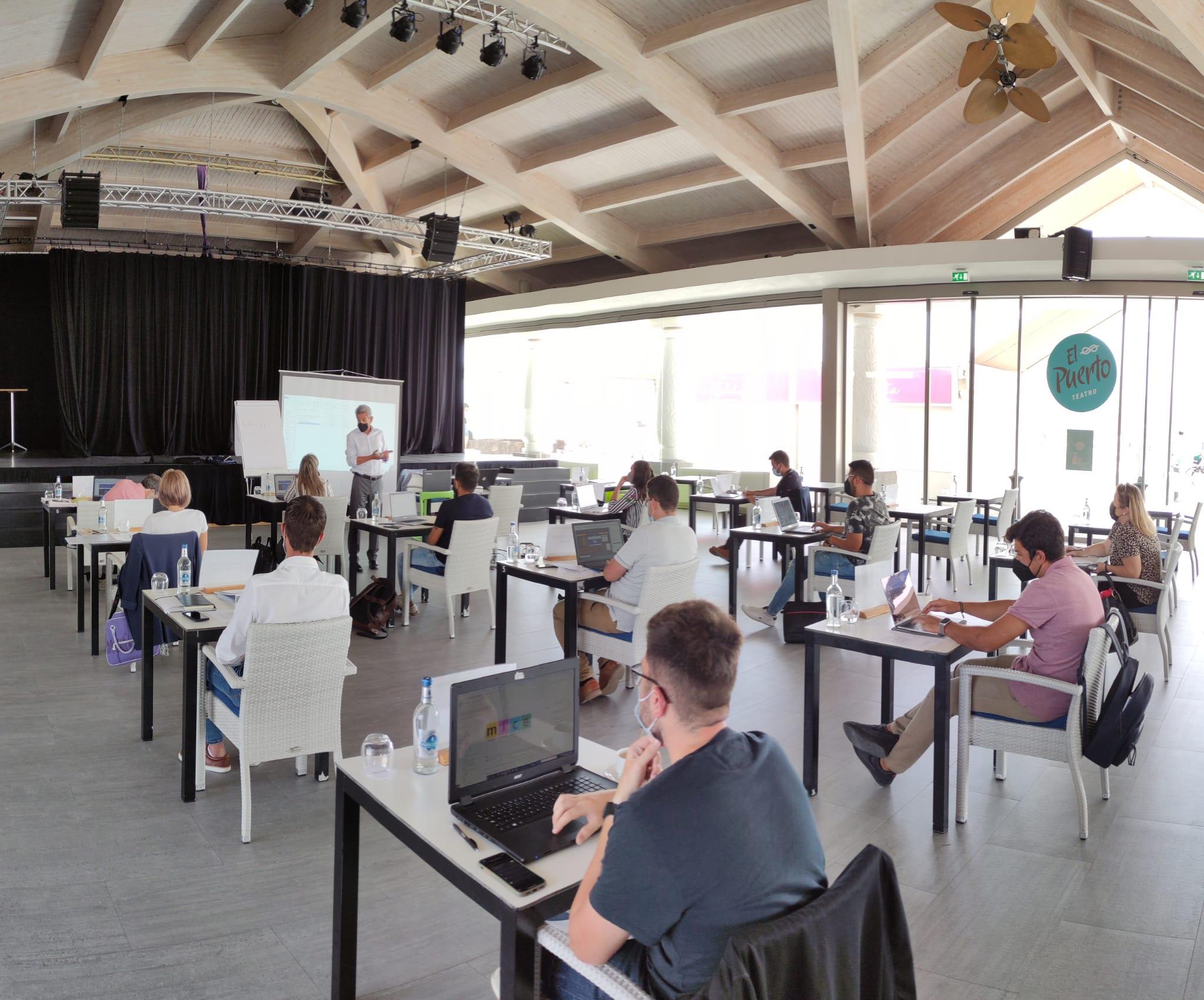 ICTurismo en Fuerteventura: segundo mes del Programa Experto 2021