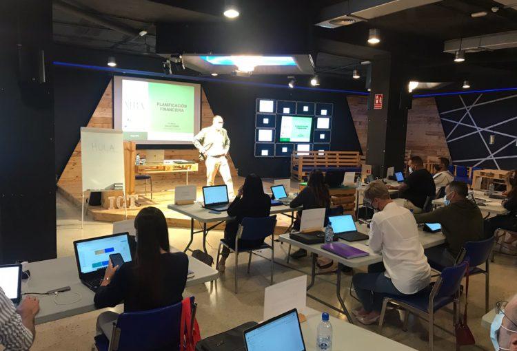 Samuel Gómez, Planificación Financiera ICT Tenerife
